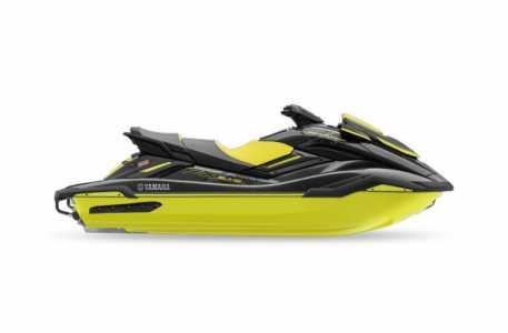 View 2021 Yamaha WAVERUNNER FX SVHO - Listing #136028