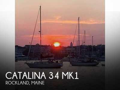 View 1987 Catalina 34 Mk1 - Listing #149290