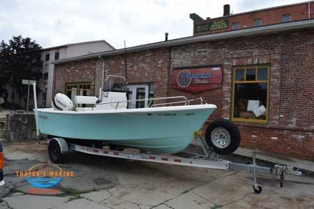 View 2018 May-Craft 1900CC - Listing #161764