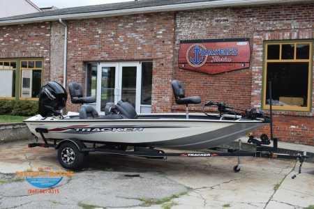 2021 Tracker® Boats PRO Team 175 TXW® Tournament Ed. Power Fish And Ski