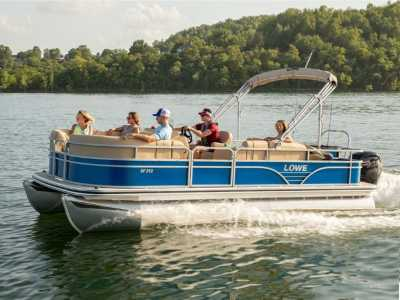 2021 Lowe Boats SF212 Power Pontoon