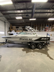 View 2014 Supreme Boats S21 - Listing #169234