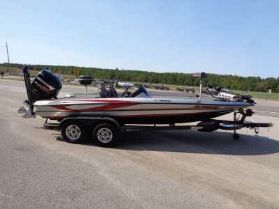 View 2018 Triton Boats 20 TRX Patriot - Listing #173557