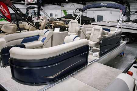 2021 Premier Sunspree RF 220 CL Power Pontoon
