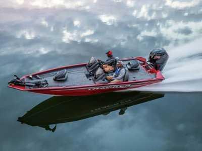 2021 Tracker® Boats PRO Team  190 TX Tournament Ed. Power Fish And Ski