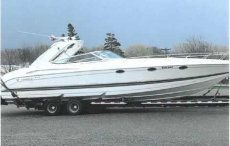 View 2001 Formula Boats 400 SS - Listing #190540
