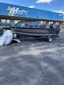View 2021 Lund 1775 Impact Sport - Listing #191208