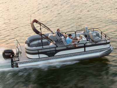 2021 Lowe Boats SF232 Walk Thru Power Pontoon