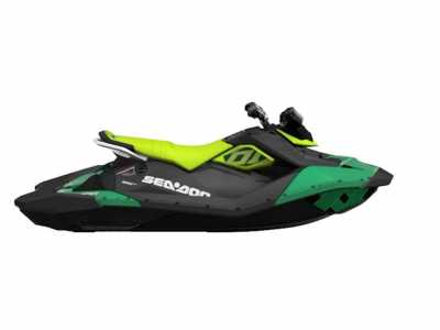 View 2021 Sea-Doo Spark® Trixx  3-up Rotax® 900 H.O. ACE  IBR & Sound S - Listing #191709