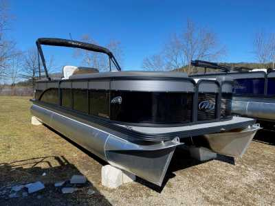 2021 Manitou Aurora LE RF Twin Limited Power Pontoon