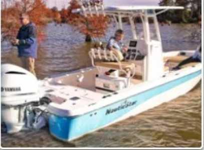 View 2021 NAUTICSTAR 249 XTS Bay Boat - Listing #198041