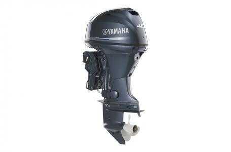 """2021 Yamaha 40HP - 20"""" Shaft Engine Single Outboard"""