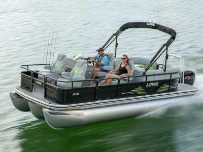 2021 Lowe Boats SF212 Walk Thru Power Pontoon