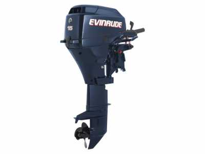 View 2013 Evinrude Portable 15 HP 15PL4 - Listing #198798