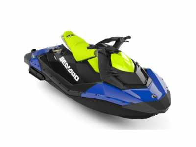 View 2020 Sea-Doo Spark 2-up Rotax 900 ACE  - 90 IBR & CONV - Listing #208473
