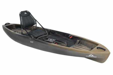View 2021 Ascend Kayak 10T Sit-On - Listing #209295