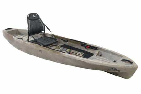 View 2021 Ascend Kayak 10T Sit-On - Listing #209296