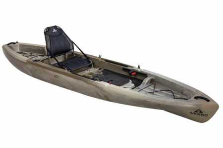 View 2021 Ascend Kayak 12T Sit-On - Listing #209300