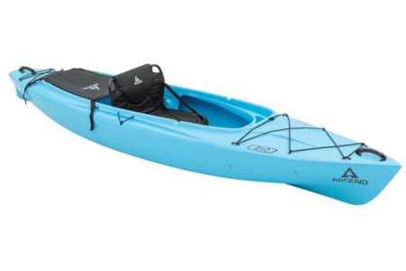 View 2021 Ascend Kayak D10 Sit-In - Listing #209309