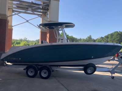 View 2021 Yamaha Marine 255 FSH SPORT E - Listing #209899