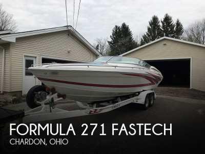 2001 Formula 271 Fastech Power High Performance