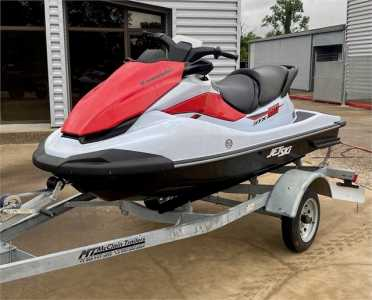 View 2020 Kawasaki JET SKI STX 160 - Listing #239135