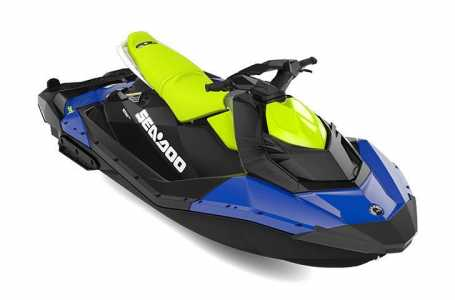 View 2021 Sea-Doo SPARK 3UP 900ACE IBR AND SOUND - Listing #255893