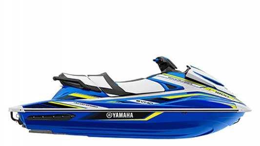 View 2019 Yamaha GP1800R - Listing #269295