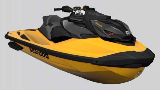 View 2021 Sea-Doo RXP-X 300 iBR + Sound System - Listing #275828
