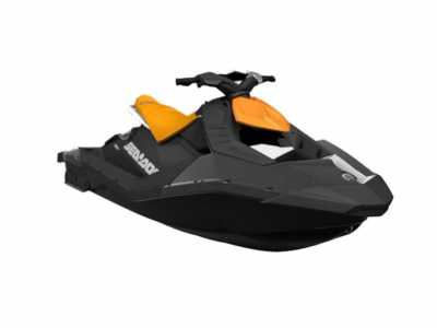 2021 Sea-Doo SPARK 3-UP ROTAX 900 ACE 60 Two Seater Personal Watercraft