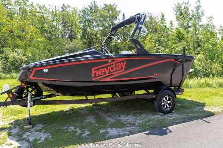 View 2017 Heyday Wake Boats WT-1 - Listing #277999