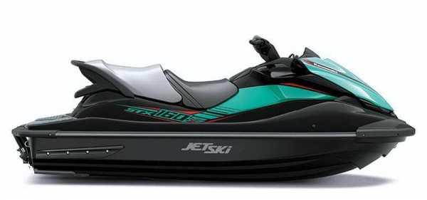 View 2021 Kawasaki JET SKI STX 160X - Listing #279244