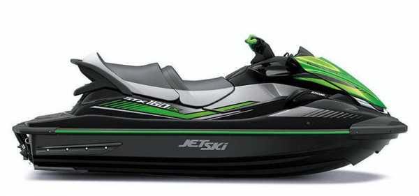 View 2021 Kawasaki JET SKI STX 160LX - Listing #280055
