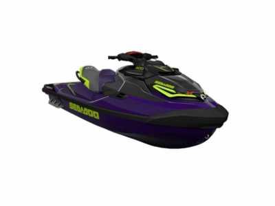 View 2021 Sea-Doo RXT-X 300 Midnight Purple - Listing #280488