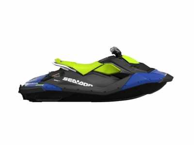 View 2021 Sea-Doo Spark 2-up Rotax 900 ACE  - 90 IBR & CONV - Listing #280644
