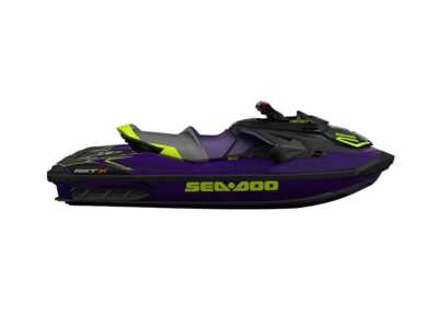 View 2021 Sea-Doo RXT-X 300 Midnight Purple - Listing #280704