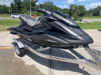 View 2021 Yamaha FX Cruiser SVHO - Listing #281119