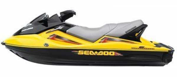 View 2004 Sea-Doo GTX 4-TEC Supercharged - Listing #281604