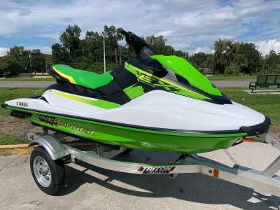 View 2021 Yamaha EX DELUXE - Listing #281988