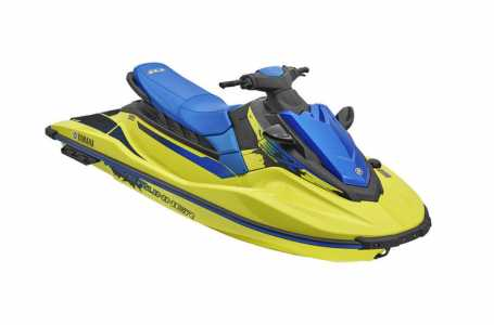 View 2022 Yamaha WaveRunners EX Deluxe - Listing #285566