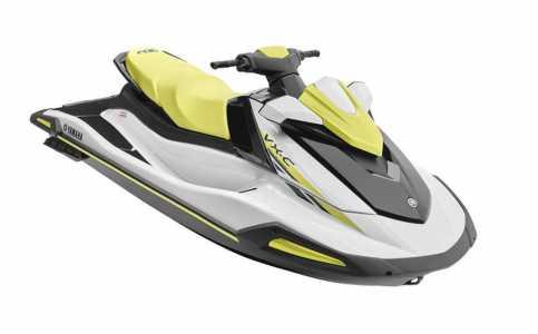 View 2022 Yamaha WaveRunners VX Cruiser - Listing #285571