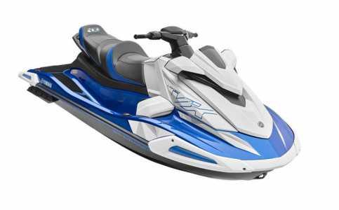 View 2022 Yamaha WaveRunners VX Limited - Listing #285575