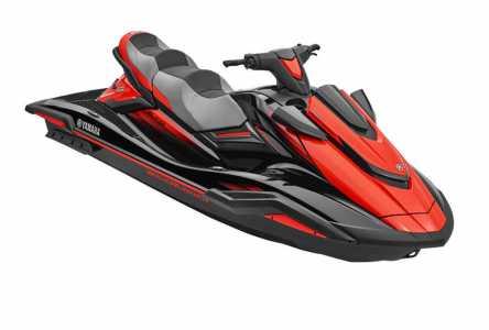 View 2022 Yamaha Waverunners FX Limited SVHO - Listing #285585