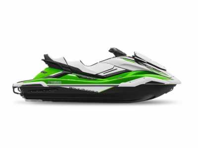 View 2021 Yamaha Waverunners FX Cruiser® HO - Listing #290518