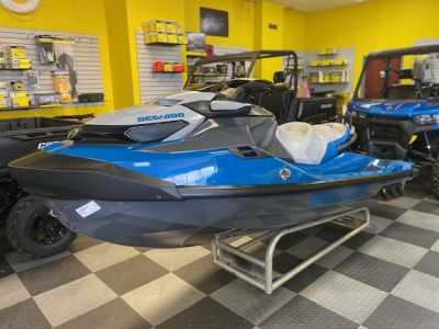 2021 Sea-Doo GTX 170 With iBR and SS Two Seater Personal Watercraft