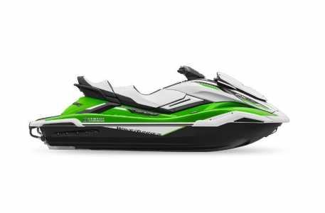 View 2021 Yamaha FX Cruiser HO - Listing #296670