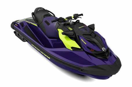 View 2021 Sea-Doo RXP-X 300 MP With iBR and SS - Listing #296684