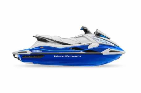 View 2021 Yamaha VX Deluxe W/ AUDIO - Listing #296685