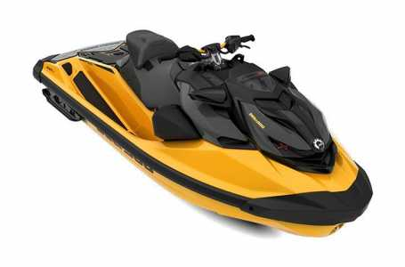 View 2021 Sea-Doo RXP-X 300 With iBR - Listing #296687