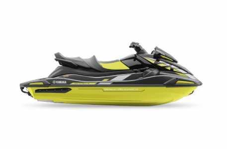 View 2021 Yamaha WAVERUNNER VX LIMITED HO - Listing #297587